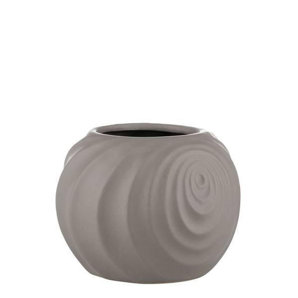 Bilde av Blomsterpotte/Vase Swirl brun