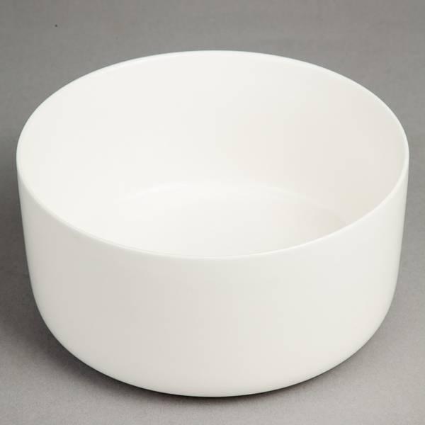 Bilde av Porselensbolle Hvit Medium